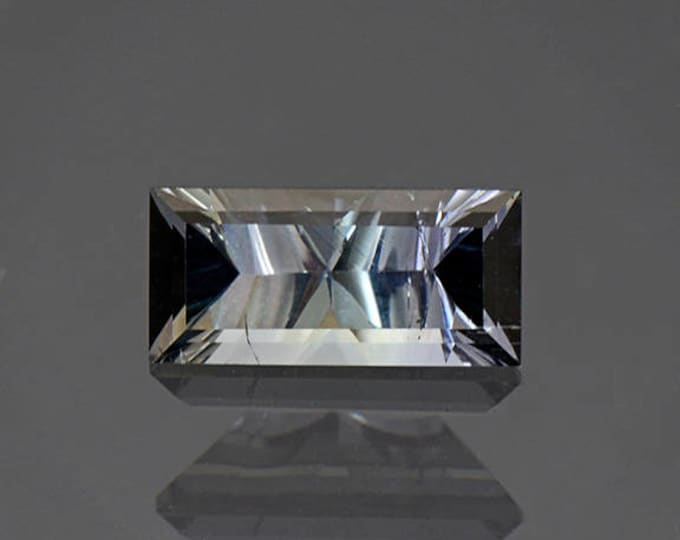 FLASH SALE! Fascinating Silvery Blue Green Tourmaline Gemstone from Brazil 2.05 cts.