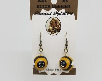 Chubby Bee Earrings