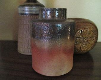 Vintage Nancy Valk Contemporary Pottery Vase