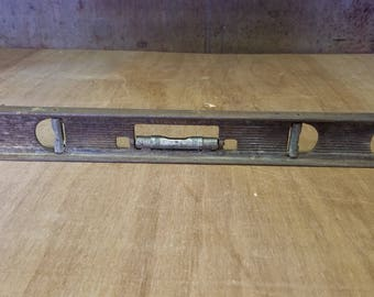 Vintage Spirit Level - Level- Collectible Tools