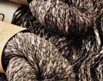 COTTON LINEN yarn~ LINCOT~ Truffles ~ summer yarn, quick knit, knitting yarn, crochet, weaving, texture, linen, flax, rustic, cotton