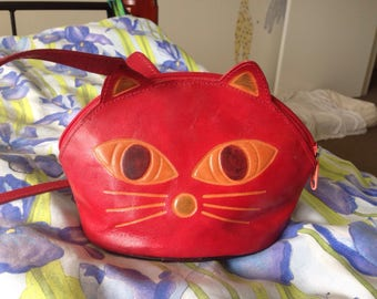 Cute as cat bag