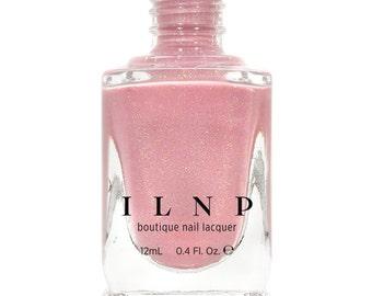 Daisy Jane - Baby Pink Holographic Nail Polish