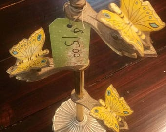 Butterfly Clip Stand