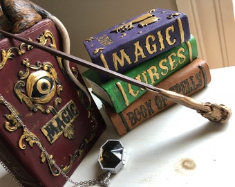 Wizard Wands // Harry Potter Inspired // 2pc