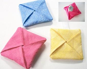 Plastic Bag Storage Pouch pdf Sewing Pattern