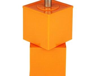 Orange Gunnar Cyren for Dansk Plastic Salt & Pepper Combo