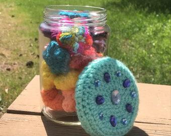 Wishing stars/ Handmade crochet