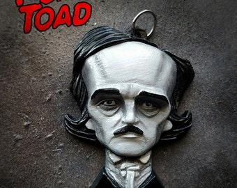 Edgar Allan Poe (pendant only)