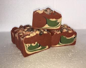 Strawberry & Aloe Vera Soap