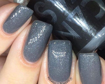 Work From Home by CANVAS lacquer - a cool grey