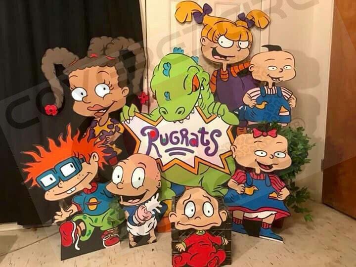 Rugrats Props Rugrats Birthday Rugrats Party Rugrats Baby