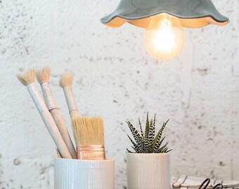 Ceramic Utensil Holder, Ceramic Kitchen Utensils, Ceramic Utensil Jar, Ceramic utensil jar, Housewarming gift, wedding gift