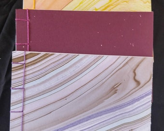 "Japanese Stab Bound Journal 4""x6"""