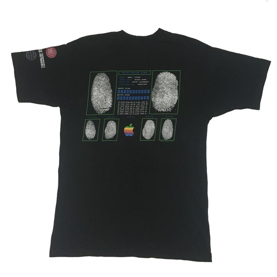 FreeShipping The Vintage1996s Apple Computer L Expect Impossible Size fW1gaWx