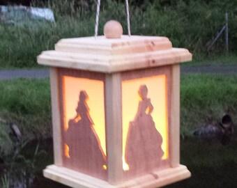 Disney Handcrafted Princess Lantern