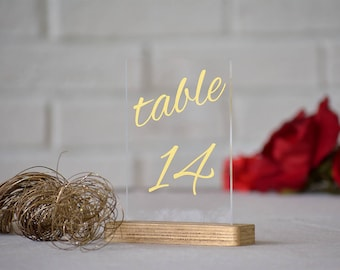 Gold numbers.Table numbers for wedding table decoration. Table numbers GOLD. Wedding table numbers.