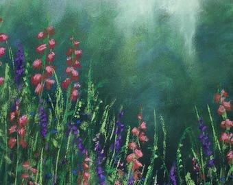 Print of Misty Morning