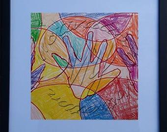 Colorful Hand II