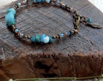 Amazonite Stone Bracelet *SH