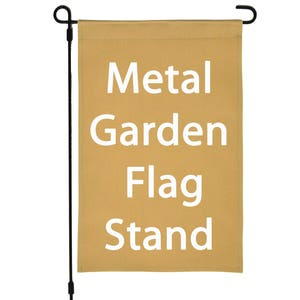 garden flag holders. Accessory To Any Of Our Flags, 3 Piece Breakdown Garden Flag Stand, Yard Holders
