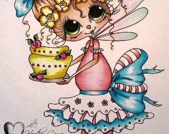 INSTANT DOWNLOAD Digital Digi Stamps Big Eye Big Head Dolls NEW Sugar Bug Besties Img691 My Besties By Sherri Baldy