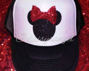 Minnie Trucker Hat