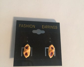 Danish Pastry Earrings!