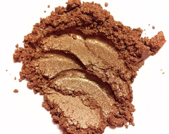 MOONBEAM Mineral Eye Shadow - Natural Makeup - Gluten Free Vegan Face Color