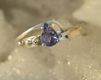 Tanzanite Steamed - Tanzanite Gemstone ring