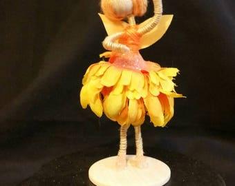 Flower Fairy Dolls (Mini)