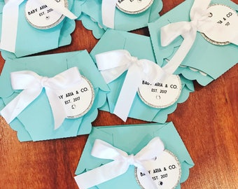 diaper invitations