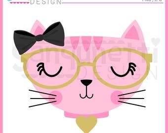 cat clipart cat clip art kitten clipart animal clipart kitty rh etsystudio com vintage kitty cat clipart kitty cat clip art