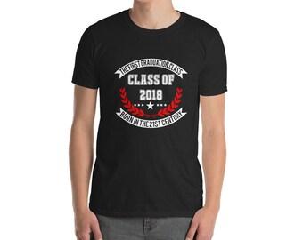 Class of 2018 Millennial- 21st Century Graduation Short-Sleeve Unisex T-Shirt
