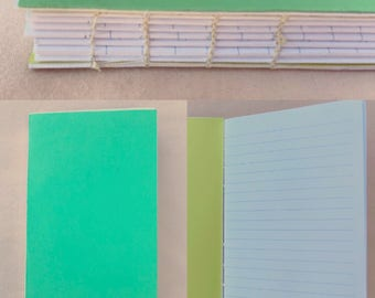 Cool Colored Notebook