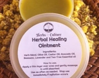 Herbal Healing Ointment
