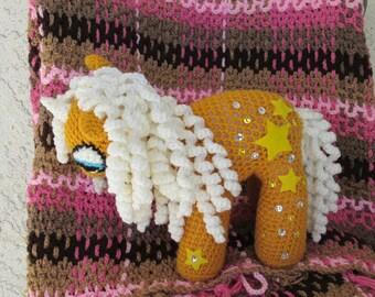 Golden Star Pony (MLP Style)
