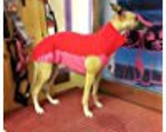 Sweater fleece for Greyhounds by CoccoLevrieri