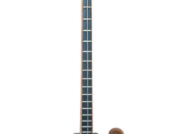 Sparrowhawk, 1 string Cigar Box Guitar
