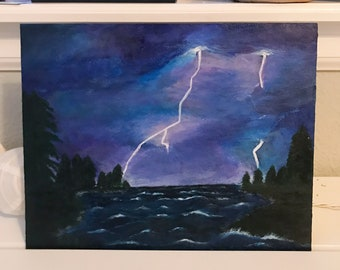 Storm Painting