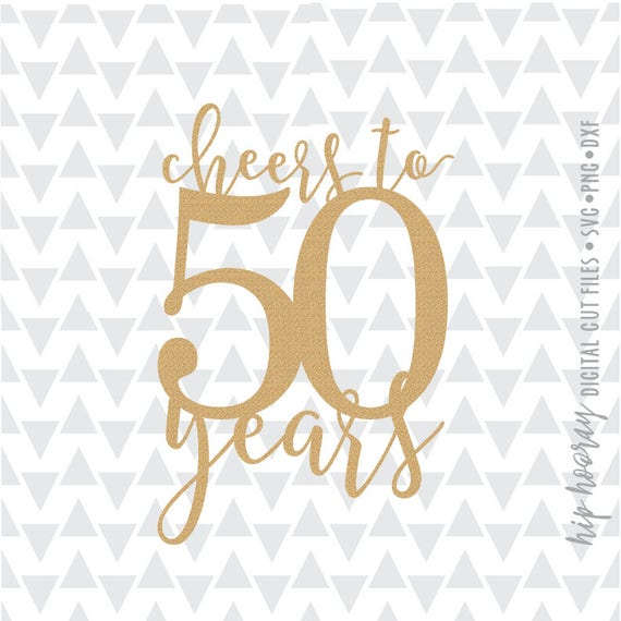 Cheers To 50 Fifty And Fabulous Fiftieth 50th Birthday