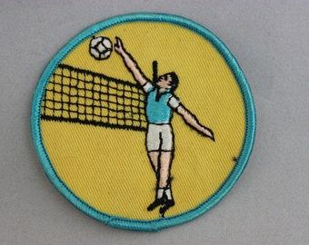 Volleyball Patch