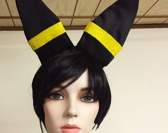 Umbreon Cosplay Ears