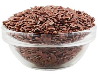 Flax Seeds, Linseeds, Whole 7oz
