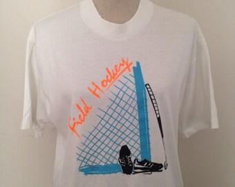 Vintage Longstreth Field Hockey Tshirt