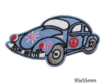 patch Thermo 9.5x5cm patch or for other Blue Beetle car