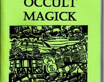 BILLIONAIRE SECRETS OF occult magick book