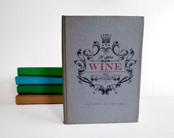 Customized Wine Journal