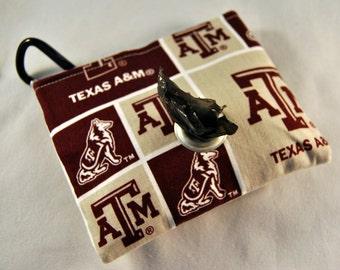 Texas A&M Poop Bag Pouch