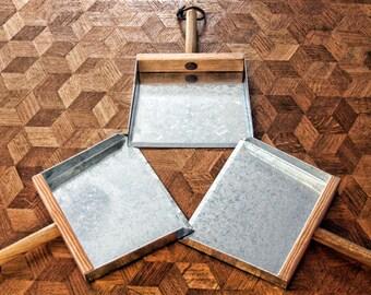 Dustpan - Vintage Design Dust Pan - Made in our Shop